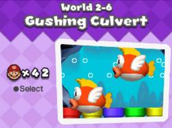 Gushingculvert