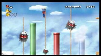 Newer Super Mario Bros. Wii - Unused Level 3