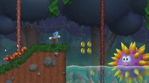 Yoshi S Island Newer Super Mario Bros Wiki Fandom