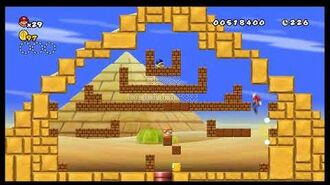 Newer Super Mario Bros. Wii - Unused Level 7
