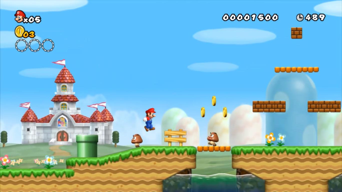 Another Super Mario Bros  Wii | Newer Super Mario Bros  Wiki