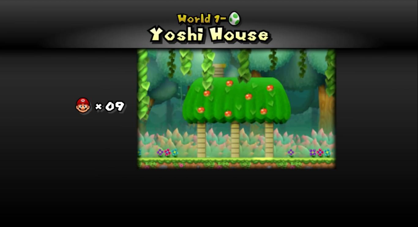 Yoshi House Newer Super Mario Bros Wiki Fandom