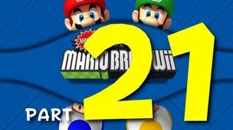 Newer Super Mario Bros. Wii - WALKTHROUGH - Part 21 (Where all the secrets go when they die)