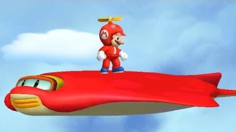 Newer Super Mario Bros Wii Walkthrough - Sky City
