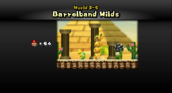 BarrelbandWilds