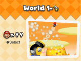 World 1-Cannon (Newer Super Mario Bros. DS)