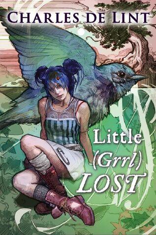 File:Little -Grrl- Lost by Charles De Lint.jpg