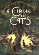 A Circle of Cats (Newford) by Charles de Lint, Charles Vess