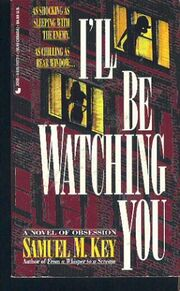 1992-I'll Be Watching You (Newford Book 4) (Newford -4)