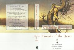 Forests of the Heart-Dust Jacket Art