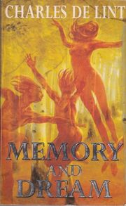 1995 Pan-Memory and Dream (Newford -5) by Charles de Lint