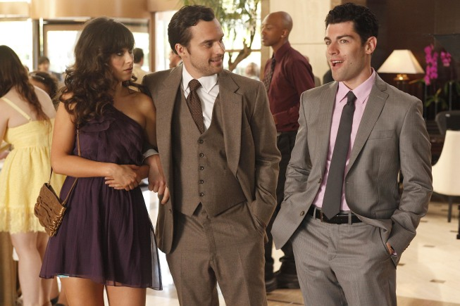 New girl episode coach dating nurse