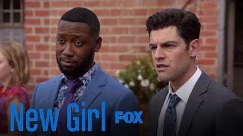 Nick Thinks His Wedding Is Cursed Season 7 Ep. 7 New Girl