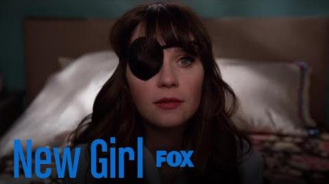 Jess Is A Pirate Bride Season 7 Ep. 7 New Girl