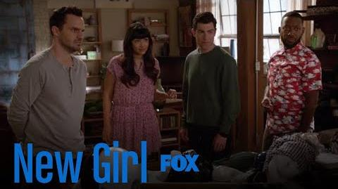 Jess Takes The Gang Down Memory Lane Season 7 Ep. 8 New Girl