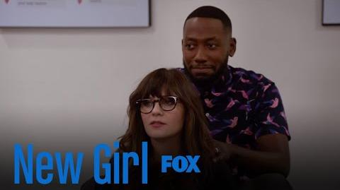 Jess Fills In For Aly At The Lamaze Class Season 7 Ep. 5 New Girl