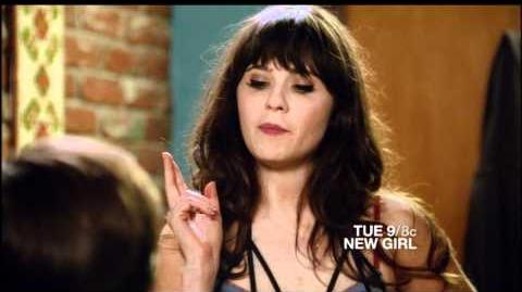"""New Girl 1x08 - """"Bad In Bed"""" Promo"""