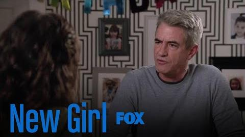 Jess & Fancyman Russell Catch Up Season 7 Ep. 1 New Girl