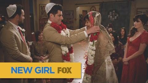 "NEW GIRL Perfection from ""Landing Gear"" FOX BROADCASTING"