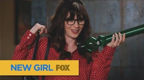 "NEW GIRL Giggle Dirt from ""A Chill Day In"" FOX BROADCASTING"