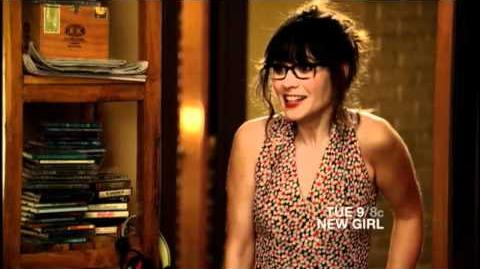 """NEW GIRL - Promo from """"Naked"""""""
