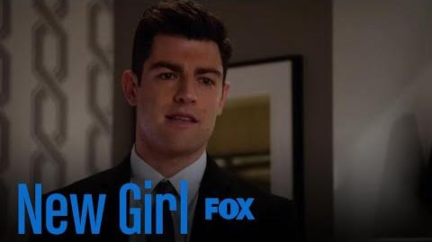 Schmidt Gives Cece A Presentation Season 7 Ep. 5 New Girl