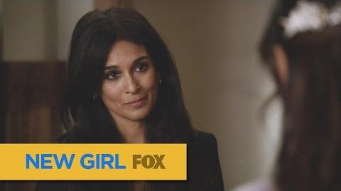 "NEW GIRL Delighted from ""Landing Gear"" FOX BROADCASTING"