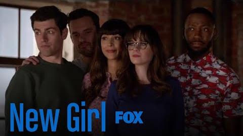 The Gang Plays True American With Their Families Season 7 Ep. 8 New Girl