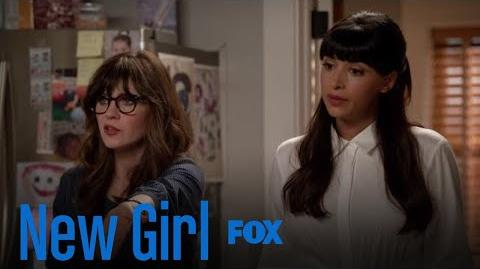 Jess, Cece, & Schmidt Debate Ruth's Future Season 7 Ep. 3 New Girl
