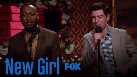 Schmidt & Winston Give A Wedding Roast Season 7 Ep. 7 New Girl