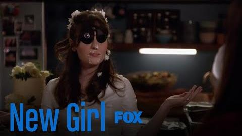 Jess Gets High On Her Wedding Day Season 7 Ep. 7 New Girl