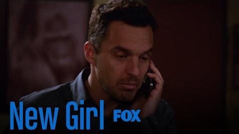 Nick Tries To Coordinate The Night Season 7 Ep. 6 New Girl