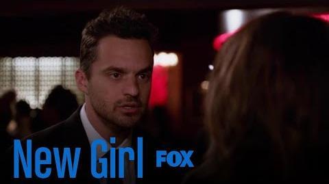 Nick Tells Jess What Happened Between Him & Coach Season 7 Ep. 4 New Girl