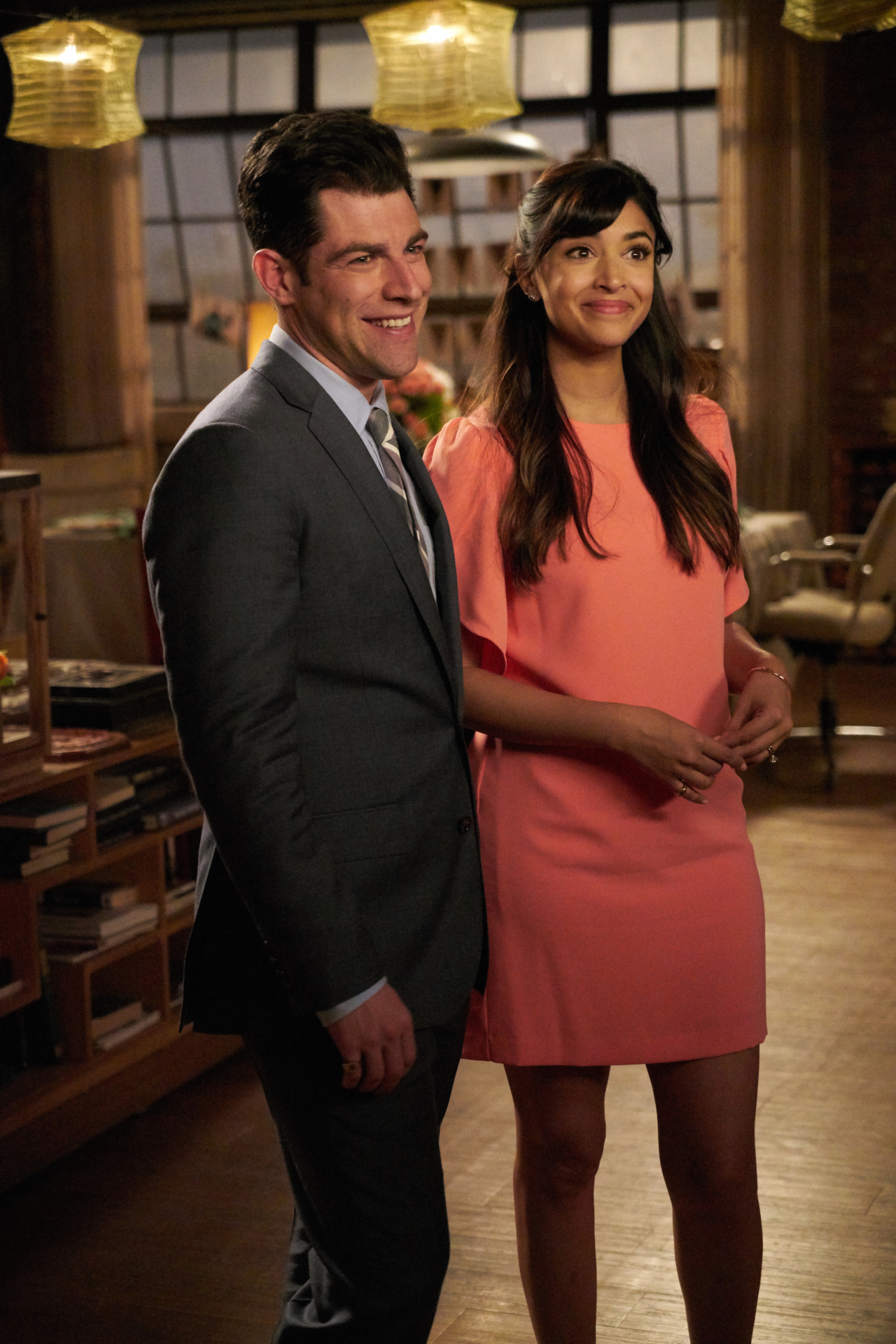 When do nick and jess start dating in new girl