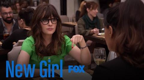 Jess Tells Cece About Her New Job Season 7 Ep. 2 New Girl