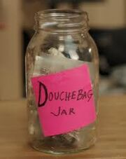 DOUCHEBAR JAR