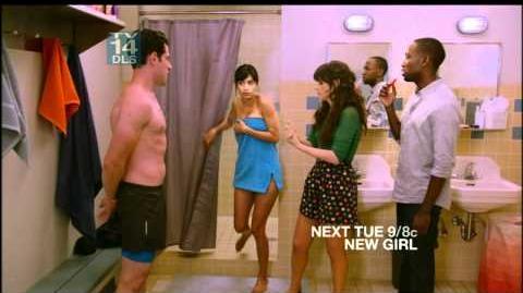 "New Girl 1x05 - ""Problem Cece"" Promo"