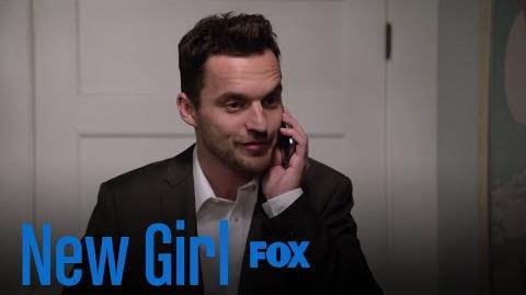 Jess's Dad Calls Nick To Ask What The Holdup Is On The Engagement Season 7 Ep. 1 New Girl