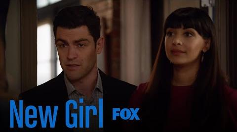 Cece & Schmidt Asks Jess To Tutor Ruth Season 7 Ep. 3 New Girl