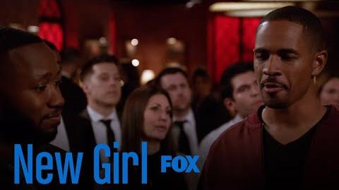 Coach Eats Furguson's Baby Teeth Season 7 Ep. 4 New Girl