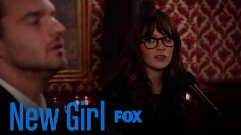 Jess's Secret Is Revealed Season 7 Ep. 4 New Girl