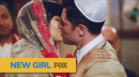 NEW GIRL Schmidt & Cece 4ever FOX BROADCASTING