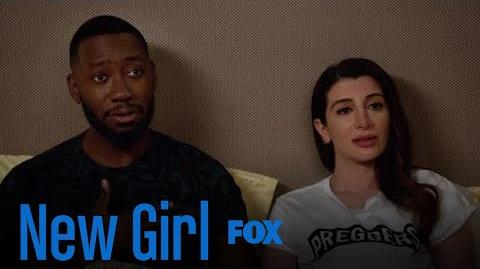 Winston & Aly Choose A Godparent Season 7 Ep. 5 New Girl