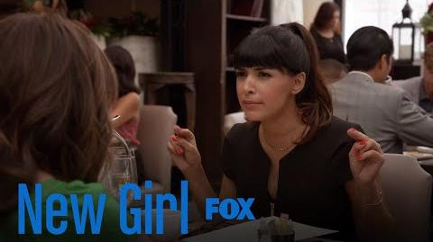 Cece Lectures Jess About Being Left Out Of Tuesday Meetings Season 7 Ep. 2 New Girl