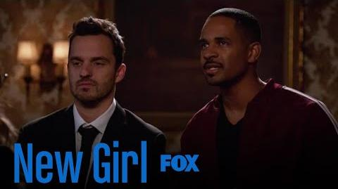 Nick & Coach Can't Stop Arguing Season 7 Ep. 4 New Girl