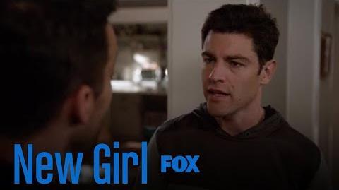 Schmidt Tells Winston & Nick To Keep It Down Season 7 Ep. 2 New Girl