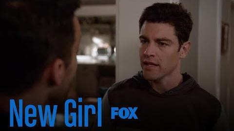 Schmidt Tells Winston & Nick To Keep It Down Season 7 Ep. 2 New Girl