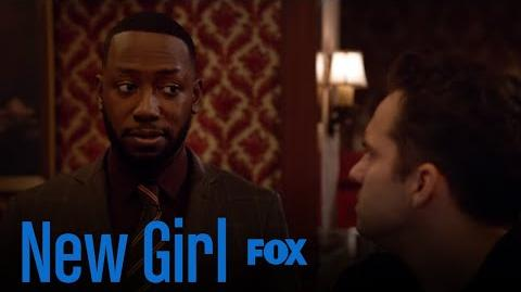 Winston Asks Nick To Help Him Prepare For Trial Season 7 Ep. 3 New Girl