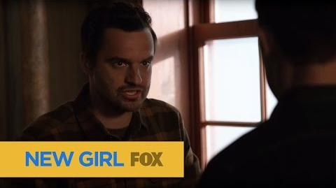 "NEW GIRL Honesty from ""Road Trip"" FOX BROADCASTING"