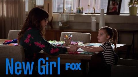 Jess & Ruth Practice Breathing Season 7 Ep. 3 New Girl